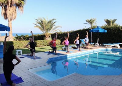 Pilates retreats
