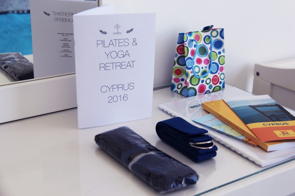 pilates-yoga-retreat-welcome-goody-bag