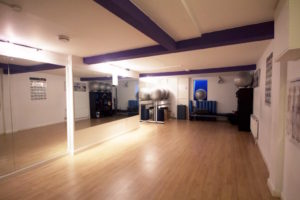 Pilates studio in Greenwich