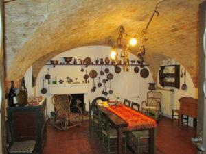 Pilates Retreat Italy Dining Room