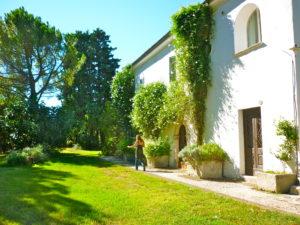 Pilates Retreat Italy Main House