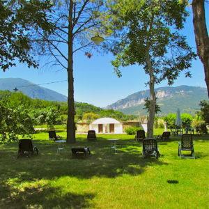 Pilates Retreat Italy Mountain View